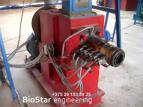 Пресс для изготовления топливных брикетов Пиникей